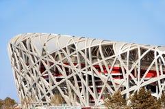 瓷国民体育场 库存图片