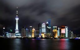 瓷地标上海 免版税图库摄影