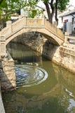 瓷城市苏州 免版税库存图片