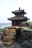 瓷寺庙 免版税库存照片