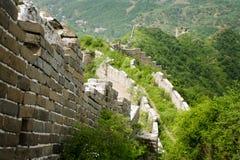 瓷巨大部分旋转墙壁 免版税图库摄影