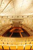 瓷平台大钢琴大厅国家戏院 免版税库存照片