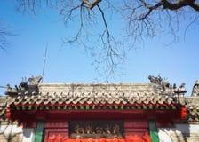 瓷的北京Hejing House公主 免版税库存照片