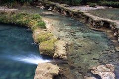 瓷石灰岩地区常见的地形libo地势 免版税图库摄影