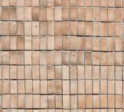 瓷砖墙壁作为背景的石头纹理 图库摄影