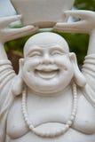 瓷神雕塑 图库摄影