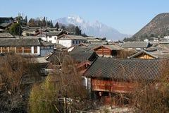 瓷老城镇 图库摄影