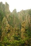 瓷芒特-万绅难以置信的奇迹石头 库存图片