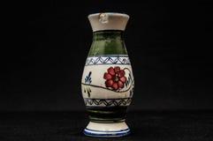 瓷花瓶 库存图片