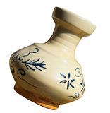 瓷花瓶 库存照片