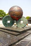 瓷铸造苏州 免版税库存图片