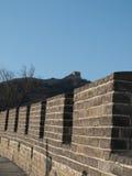 瓷长城 库存照片