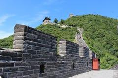 瓷长城 免版税库存图片