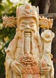 瓷雕象 免版税库存照片