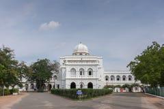 甘地博物馆在历史的Nayak宫殿 库存照片