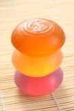 甘油肥皂 免版税库存图片