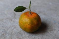 甜和新鲜的桔子 免版税图库摄影