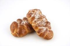 甜小圆面包 免版税库存图片