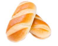甜小圆面包 库存照片