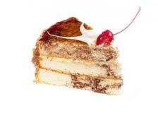 甜开胃新torte 免版税库存图片