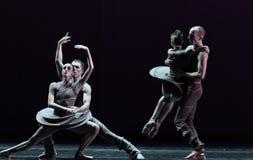 甜心古典芭蕾` Austen汇集` 库存图片