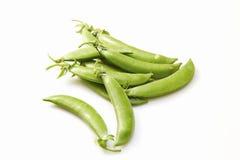 甜清楚的豌豆 免版税库存照片