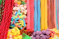甜点商店 库存图片