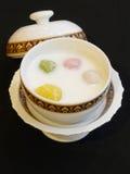 甜点在泰国 免版税库存图片