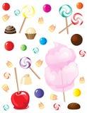 甜点 免版税库存图片