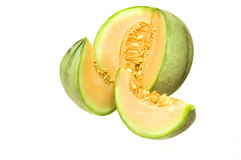 甜瓜瓜 免版税库存照片