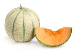 甜瓜瓜 免版税库存图片