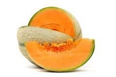 甜瓜melone 免版税库存图片