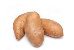 甜的土豆 库存照片