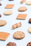 甜的曲奇饼 免版税库存图片