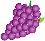 甜的葡萄 库存照片