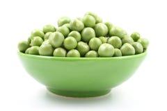 甜的豌豆 库存图片