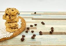 甜的饼干 库存图片