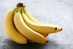 甜的香蕉 免版税库存照片
