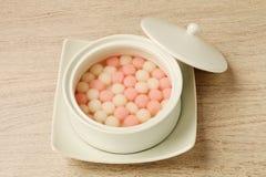 甜米饭团 免版税库存图片