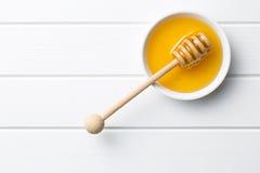 甜蜂蜜 免版税库存照片