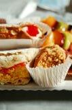 甜食物 免版税库存照片