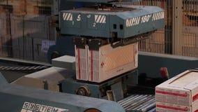 生产传动机,传动机线,传送带,陶瓷砖,窑firin,生产内部, Cer 股票录像