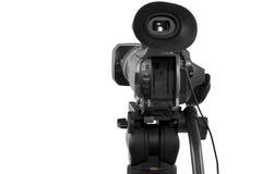 生产照相机 库存照片