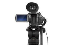 生产照相机 库存图片