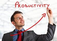 生产率 免版税库存照片
