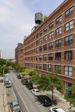 生产线上限公园在纽约美国 库存图片