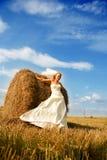 生动描述系列婚礼 免版税库存图片