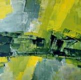 生动描述`春天`,艺术家Natallia Brovchenko,乌克兰,基辅, 17 04 18 免版税库存图片