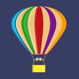 生动的气球 图库摄影
