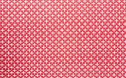 生动背景特写镜头被编织的围巾的纺织品 库存图片